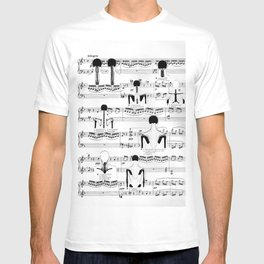 Spinal Chords from Wililam Tell T-shirt