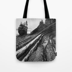 Layers of Fundy Tote Bag