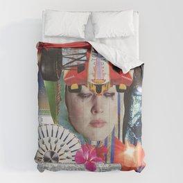 Casio Cries Comforters
