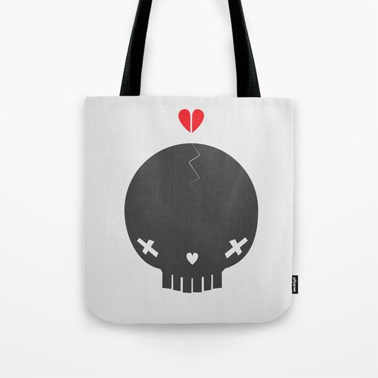 HEART BREAKER - ed. fact Tote Bag