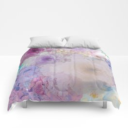 STOP FLOATING AROUND (PINK) Comforters
