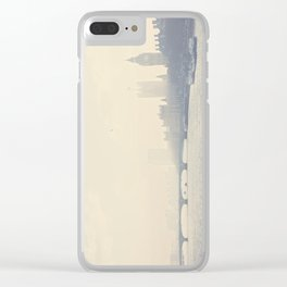 the city of London ... Clear iPhone Case