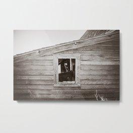 Adam Hoffman Homestead 22 Metal Print