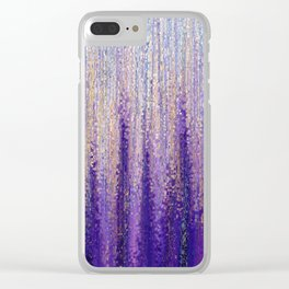 2 Peter 1:16. Eyewitnesses Of His Majesty Clear iPhone Case