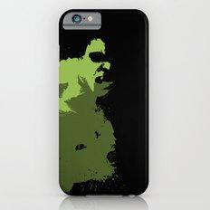 Hulk Splatter Slim Case iPhone 6s