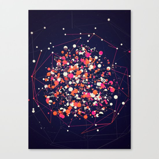 Movement Canvas Print