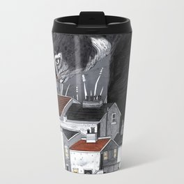 This Way Home Metal Travel Mug