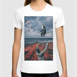 Raising Astronauts T-shirt