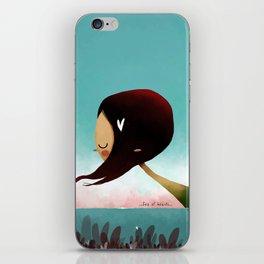 Sea Of Hearts iPhone Skin