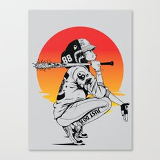 2 Suns: 88 Canvas Print