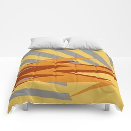 Autumn Sunset Comforters