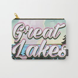 The Great Lakes Carry-All Pouch