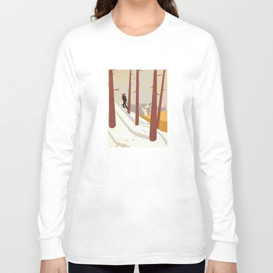I would be... an explorer  Long Sleeve T-shirt