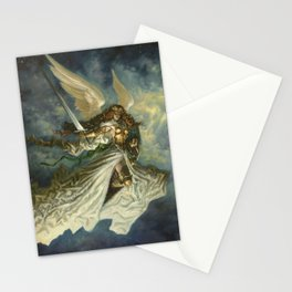 Baneslayer Angel Stationery Cards
