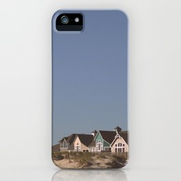 Hatteras Houses iPhone Case