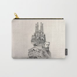 Tribute to Gaudi Carry-All Pouch