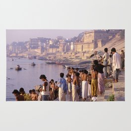 Varanasi India Rug