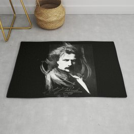 Polish Lion - Ignacy Jan Paderewski Rug