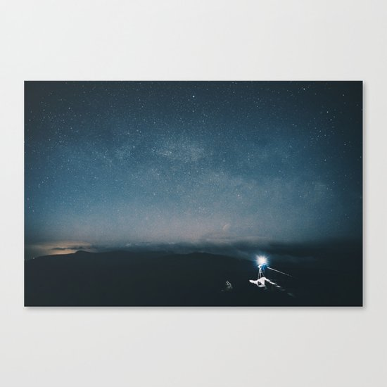 Starry Nights Canvas Print