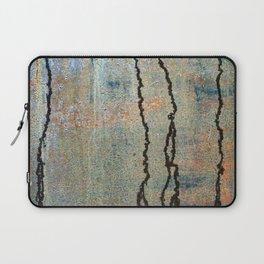 Metal Rain II Laptop Sleeve