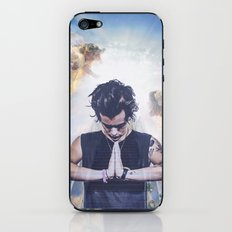 Heavenly Harry iPhone & iPod Skin