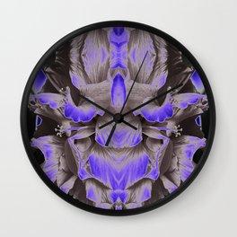 Flower Lady / Prey Mantis Alien Overlord Wall Clock