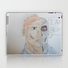 Bootleg Series: Cyborg Future Guy Laptop & iPad Skin