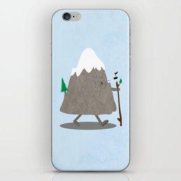 Lil' Hiker iPhone Skin