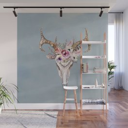 Deer Skull 2 Wall Mural