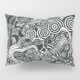 Polynesian Pillow Sham