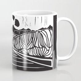 Etna by Laura Pizzicalaluna Coffee Mug