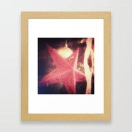 Starlight Framed Art Print