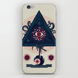 All Seeing iPhone Skin