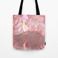 Who's That Ga-Girl! Tote Bag
