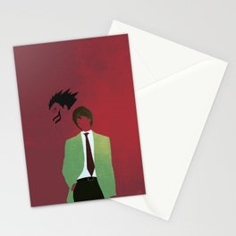 Light & Shinigami Stationery Cards