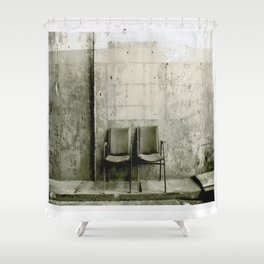 Absent Shower Curtain