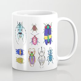 beetles Coffee Mug