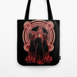 Hells King Tote Bag