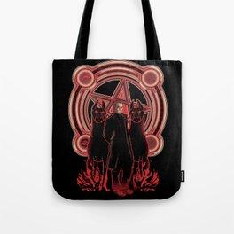 Hells King Tote Bag