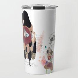 SayHello Travel Mug