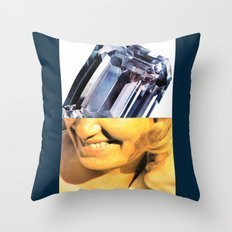 Postcard1 Throw Pillow