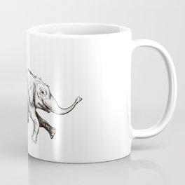 Snug Elephant Coffee Mug