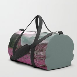 Pink Norway - Norwegian Lapponian Gate Duffle Bag