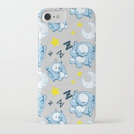 Cryaotic Pj Pants Design iPhone Case