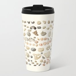 Sea shore Netania Metal Travel Mug