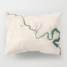 Trace nature Pillow Sham