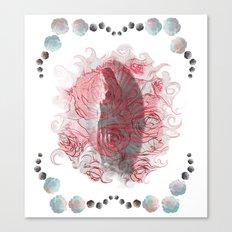 La Virgen de Guadalupe series: Las Rosas II Canvas Print