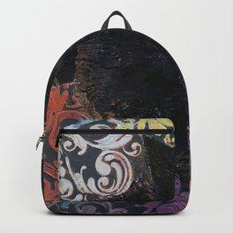 Little Black Kitten Backpack