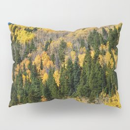 Fall at the Rockies Pillow Sham