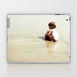 Found in the sea Laptop & iPad Skin